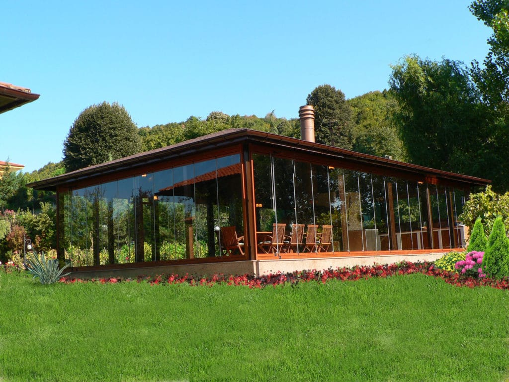 Why choose a wooden garden room?