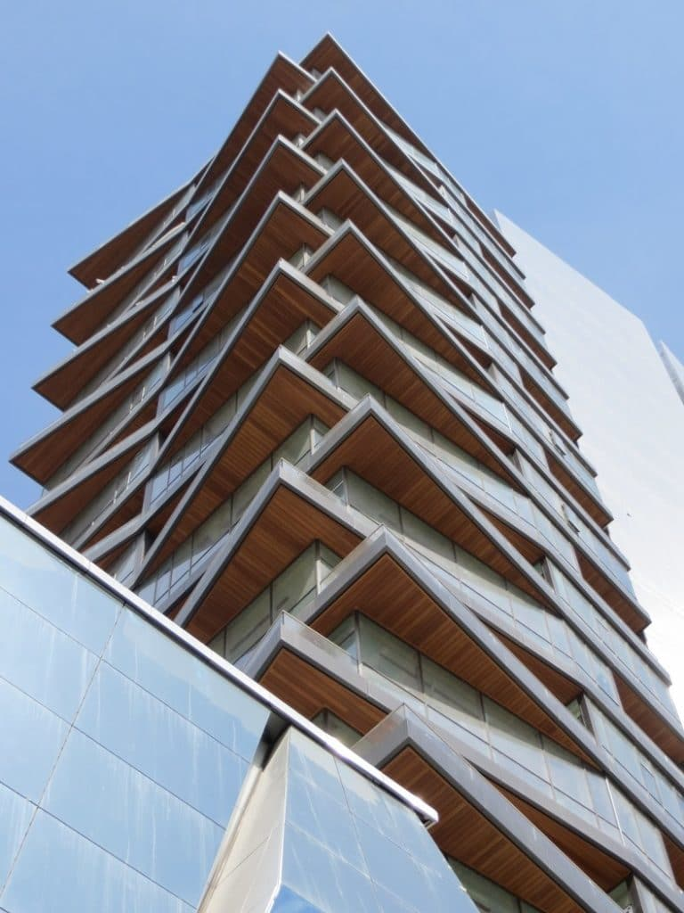 A2 Fire Rated Timber Cladding for commercial projects