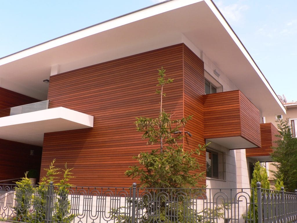 The best aluminium cladding for a Private Residence