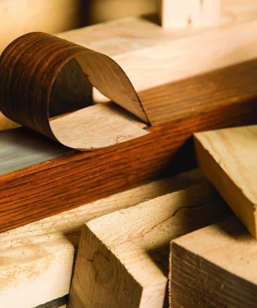 wood veneers